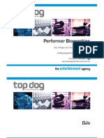 Top Dog Ent Performers