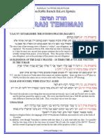 VaYeitzei Selections from Rabbi Baruch Epstein