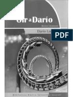 Oir a Darío - Darío Lancini