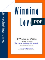 Wallace Wattles - Science of Getting Love