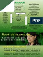FUNDAMENTOS DE TRABAJO SOCIAL