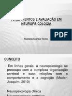 Aula_FundamentosProcessoDiagnósticoNeuropsicologia2012