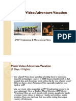 Music Video Adventure Vacation