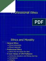 CH 3 Professional Ethics