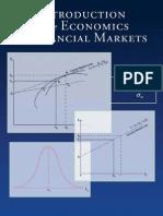 Introduccion a La Economia de Los Mercados Financieros