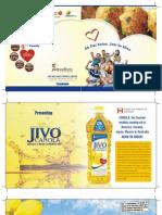 Jivo Canola Oil - Jivo Wellness Pvt Ltd Profile