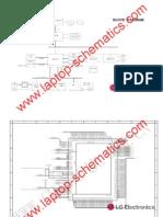 LG Laptop Motherboard Schematic Diagram