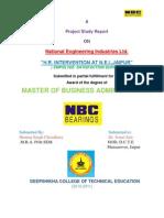 Hemraj Singh Choudhary n.b.c Report.