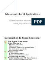 haseeb microcontroller