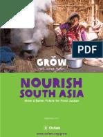 OXFAM - Nourish South Asia Report 10-11-11