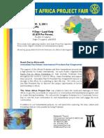 WAPF 11 Program