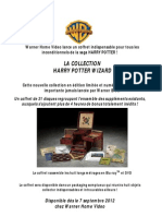 Harry Potter Wizard - CP France