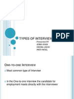 Final Ppt of Interview