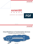 Experton Cloud Readiness Transformation Teaser