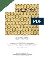 Nonhuman Turn Curricular Guide
