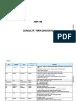 CCC Executive - Consultation Responses
