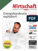 Die Wirtschaft 23. März 2012