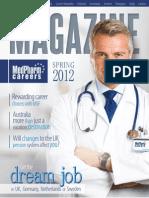 MedPharm Magazine - spring 2012