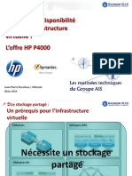 hp lefthand p4000