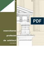 or - Exercitarea Profesiei de Arhitect