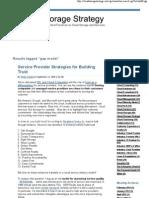 Gap Model Application-1