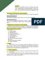 Strategic Management (28122010)