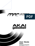 MPC4000_EManual