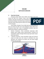 Resume Gaya-gaya Geologi