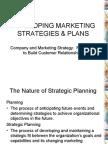 developingmarketingstrategiesandplans-090226040935-phpapp02