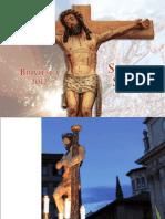 Programa de Semana Santa en Briviesca