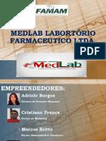 Apresentação de ADM Farmaceutica - MEDLAB