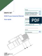 NCM S7 Para Industrial Ethernet Guia Rapida
