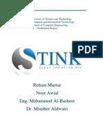 Stink Graduation Project II Report