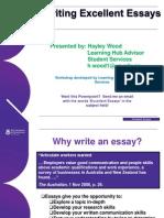 Excellent Essays