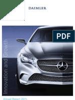 2125319 Daimler 2011 Annual Report