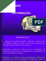 Administração do Sistema de Informações