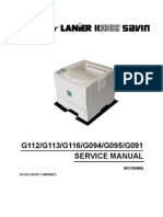 Ricoh Ap610 Service Manual