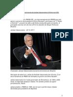 A transcrição da entrevista de Jarbas à Folha e ao UOL