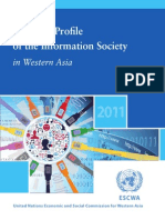 Regional Profile of the Information Society in Western Asia - 2011
