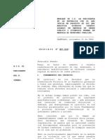MENSAJE Nº 497-354/
