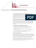 CCIE Certification and Training Guide