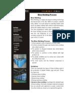 Blow Molding Machine Process