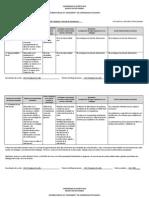Informe de Assessment Del Aprendizaje Estudiantil (2011-2012) - Primer Semestre