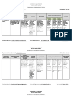 Plan de Assessment - Arquitectura (2011-2012)
