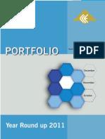 Portfolio October to December 2011