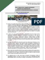 106. PRODUCIR CAMBIOS EN INSTITUCIONES EN CONFLICTOS