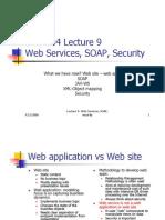 CPE4004-01-2007-10 -WebServicesCriticalView