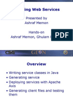 Introduction To Web Services With Java Pdf