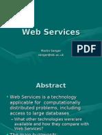 SENGER 060504 Web Services