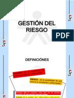 1. Gestion Del Riesgo Trabajo en Alturas